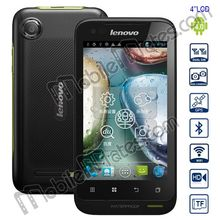 """Lenovo A660 3G Smart Phone Android 4.0 MTK6577 Dual-core 1GHz 512MB 4GB 4"""" TFT Support Wifi Bluetooth GPS Dual Camera"""