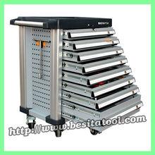 Hot selling 400PCS Super Hand Tool Trolley Set (5-Wheel )