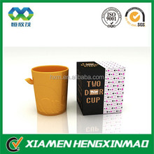 China manufacturer directory custom cardboard paper gift box decorative coffee mug gift box