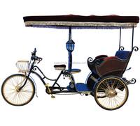 Factory directly passenger use electric 3 wheels battery rickshaw for passenger
