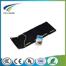 new products USB 8W folding sunpower solar charge for cell phones,power bank,ipod