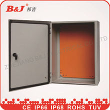 electronic electrical /manufacture of IP66 steel electrical distribution box