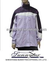 SUNNYTEX OEM 2015 Cheap Wholesale Casual Polar Fleece Woman Jacket