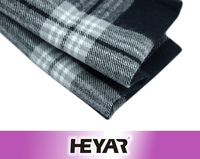 China Supplier 100% Black and White Check Flannel Fabric