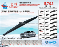 Snow Winter wiper blade for Russia, Japan North America North Europe market with Multi Clip in!!