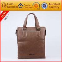 Alibaba china leather handbag patterns free famous brand men's business bag
