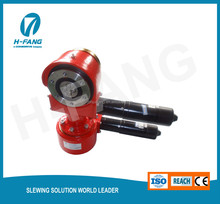 SDE3 dual axis slew drive for solar tracking
