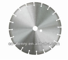 Brazed or Laser Welded Concrete Saw Blade