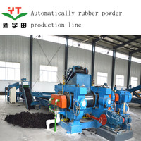 waste tyre dismantling cutting machine for pyrolysis