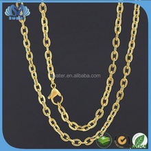 New Model Chain Necklace Wholesale Dubai Gold Jewelry Buyers