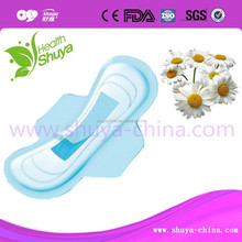 Disposable under arm pad private label OEM anion sanitary napkins