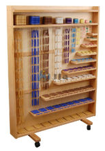 Montessori material in China -Set of beads and cabinet materials