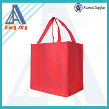 Eco-friendly material Recycle fabric non woven tote bag manufacture China wholesale
