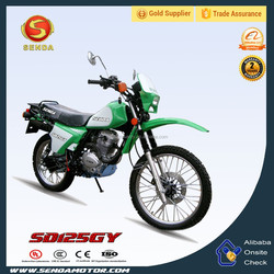 Wholesale chinese motorcycle dirt bike SD125GY