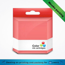 custom design cardboard ink cartridges packaging box