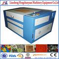 rotatorio máquina de grabado láser/laser del CO2 de la máquina de corte para la industria textil