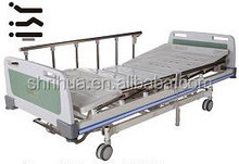 nursing home electric bed with 3-functions hospital furniture