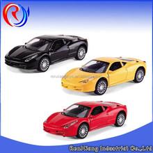 Wholesale alloy cars toys car metal model car