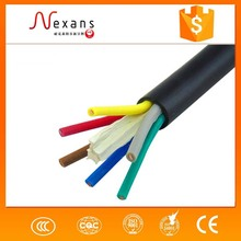New arrival waterproof audio video auto coaxial electric cable