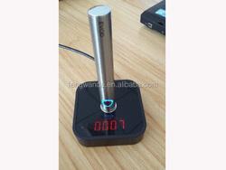 Factory Promotion Mini Pocket Safety Portable E- cig battery Capacity tester