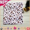 100% polyester print Micro piush Super Soft Velboa Fabric