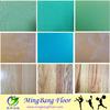 High Quality low price of 12mm vinyl flooring planks