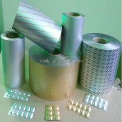 Customized pharmaceutical aluminium foil with high quality