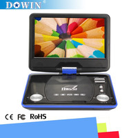 """9"""" Portable EVD/DVD Player With TV USB SD Games Radio LCD Screen manufacture wholesale OEM nice quality USB TV GAME SD FM video"""