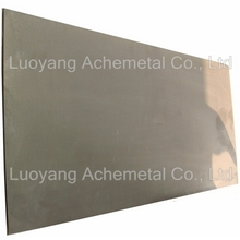 polished surface high pure tungsten plate,tungsten sheet for sapphire crystal furnace