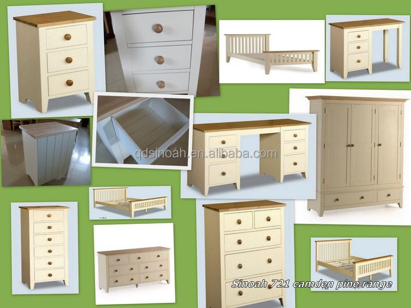 Dormitorios modernos en chapa de roble - Muebles de roble macizo ...