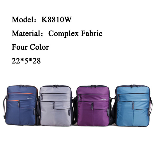 2014 Brand New 100% Waterproof Complex Fabric Laptop Bag Customized Sample Available