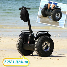 Mud Tire Electric Scooter, Electric Chariot Off Road