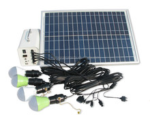 2015 Best Price Solar Panels with Built in inverters Power System