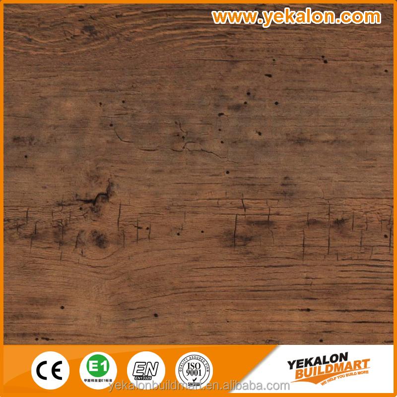 Yekalon wood series 2 2 5 3 4 5mm indoor easy click vinyl for 1 2 34 get on the dance floor