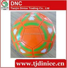 Machine Stitched PVC World Cup Soccer ball