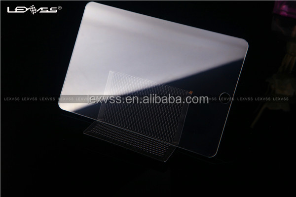 anti-collision screen protectors 0.3mm for ipad5