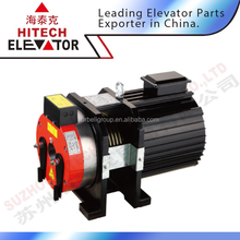 passenger gearless Synchronous VVVF elevator traction machine/HI230