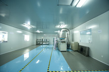 Cleanroom for Food Industry and Pharmacy