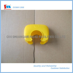 Traffic Safety Yellow Safety Connector Cover