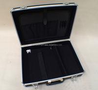 Popular briefcase tool box velcro adjustable