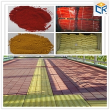iron oxide red 130 for concrete/asphalt/tile