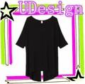 Womens plain preto camisetas baratos promocional camisetas manga 3/4 t camisa