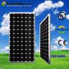 Bluesun high efficiency tuv ce iso qualified sunpower mono 36v 200w solar module