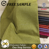 2016 new upholstery sofa fabric flax linen fabric for cushion/pillow