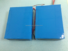 Rechargeable 36v 30ah battery lifepo4 with charger