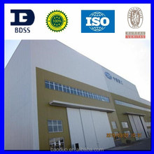 high strength industry steel structure frame prefabricated workshop building