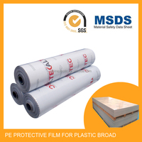 Durable Best-Selling pe protective film/hot blue film