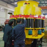 Shanghai DM cs cone crusher equipment manufacturer CE ISO