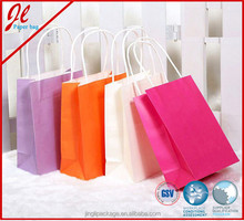 Jingli manufacturer paper bags for target and walmart