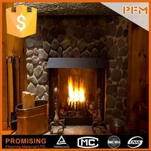 Custom make hand carved marble coal stove